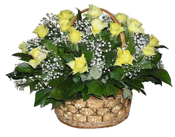 И индивидуальные подарки цветы в